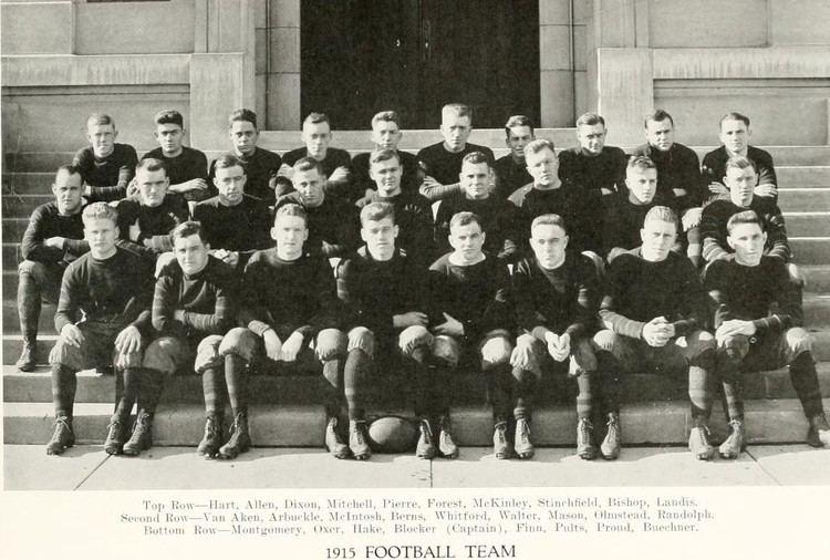 1915 Purdue Boilermakers football team