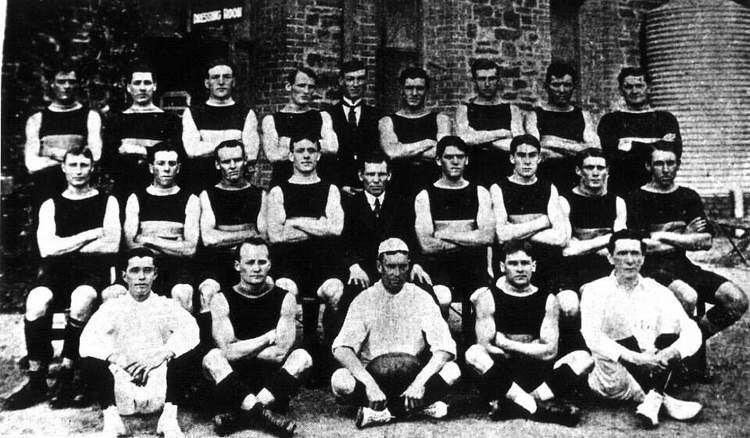 1915 SAFL season