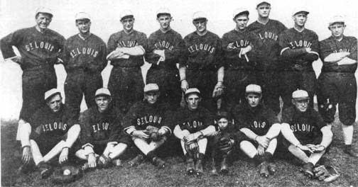 1915 St. Louis Terriers season