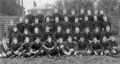 1915 Vanderbilt Commodores football team
