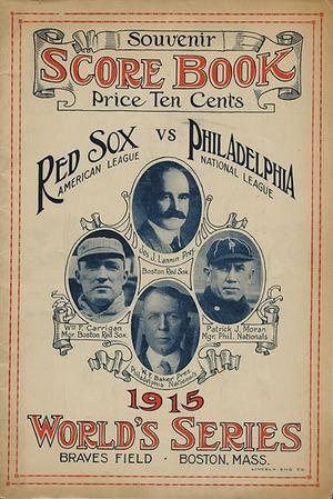 1915 World Series 1915 World Series Wikipedia