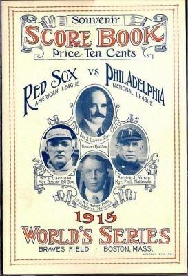 1915 World Series phillysportshistorycomwpcontentuploads201106