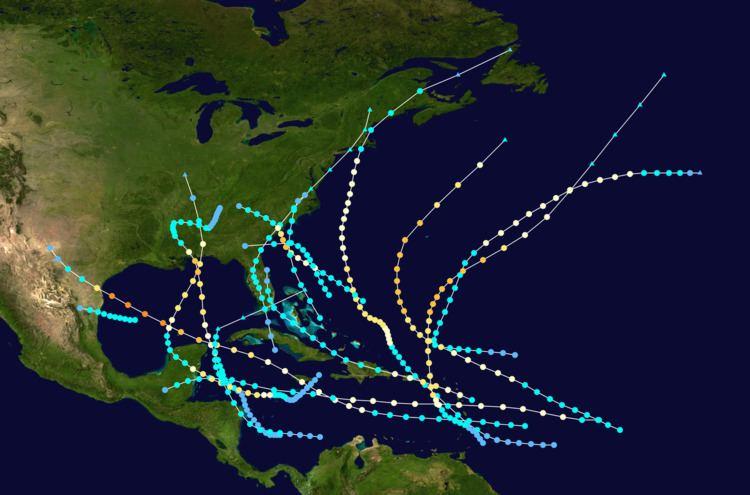 1916 Atlantic hurricane season