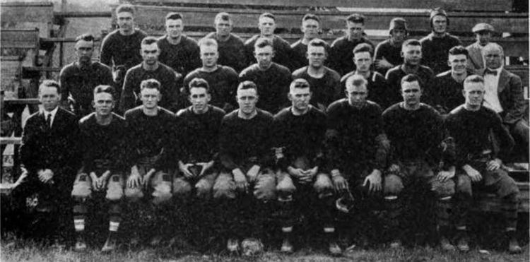 1916 Auburn Tigers football team