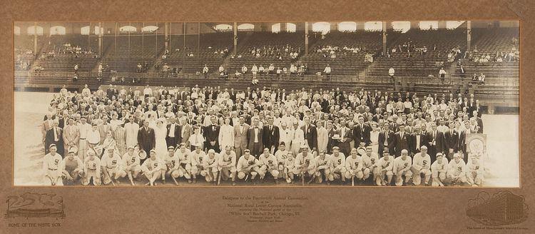 1916 Chicago White Sox season