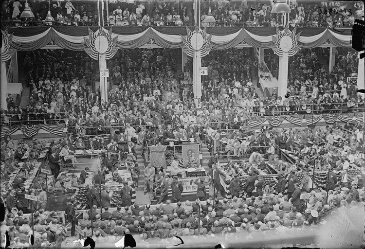 1916 Democratic National Convention