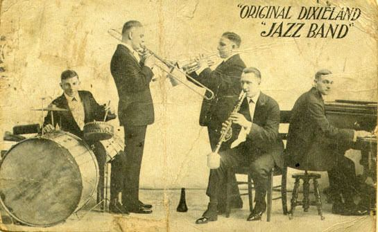 1916 in jazz