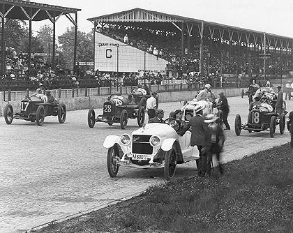1916 Indianapolis 500