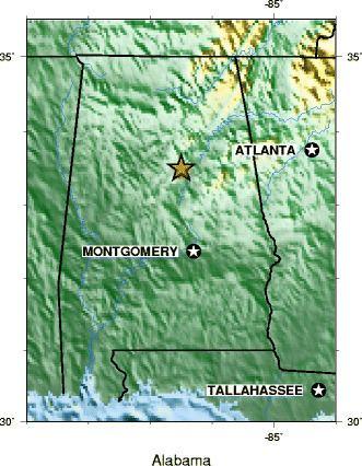 1916 Irondale earthquake