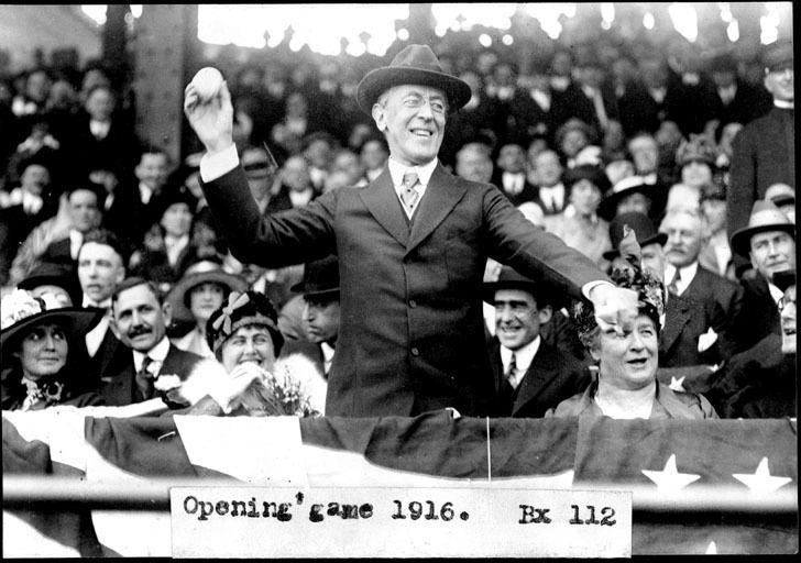 1916 Major League Baseball season
