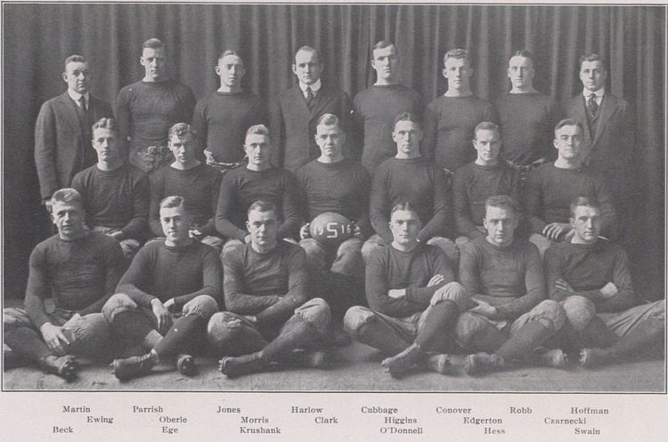 1916 Penn State Nittany Lions football team
