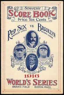 1916 World Series httpsuploadwikimediaorgwikipediacommonsthu
