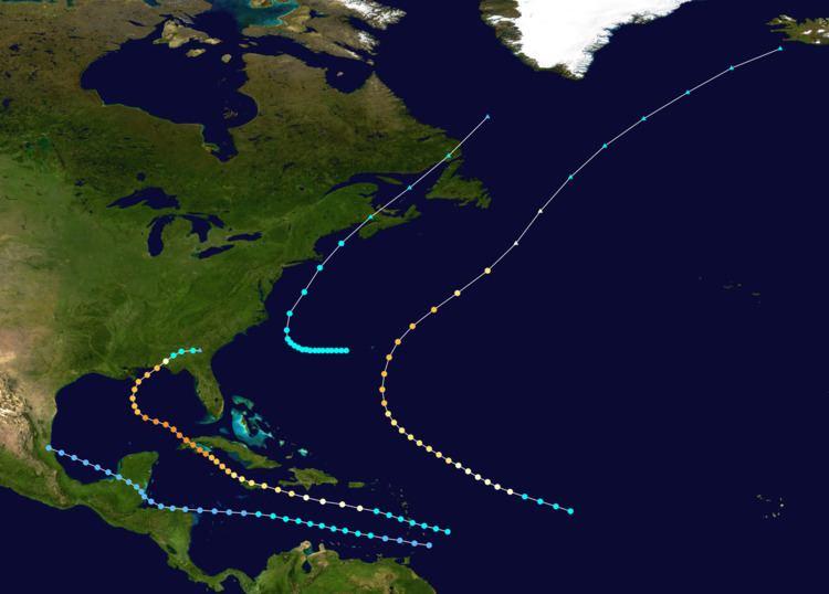 1917 Atlantic hurricane season