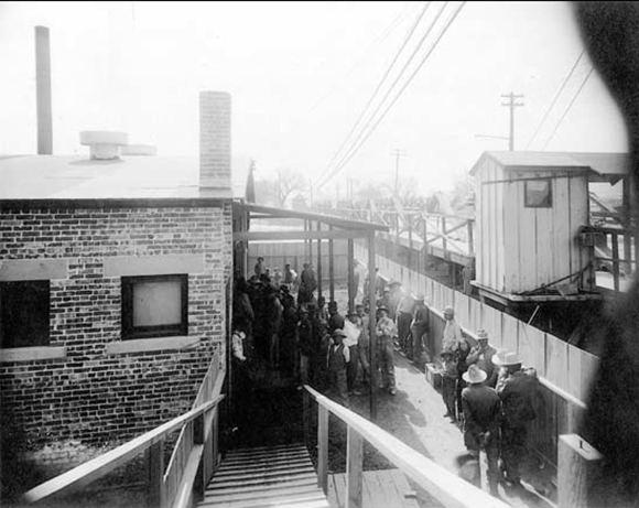 1917 Bath Riots