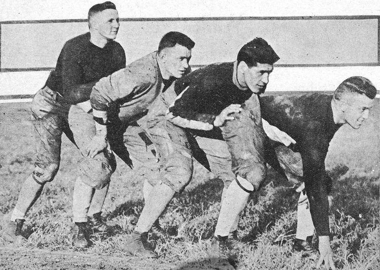 1917 college football season
