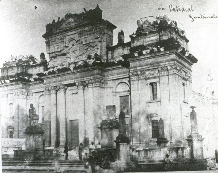 1917 Guatemala earthquake