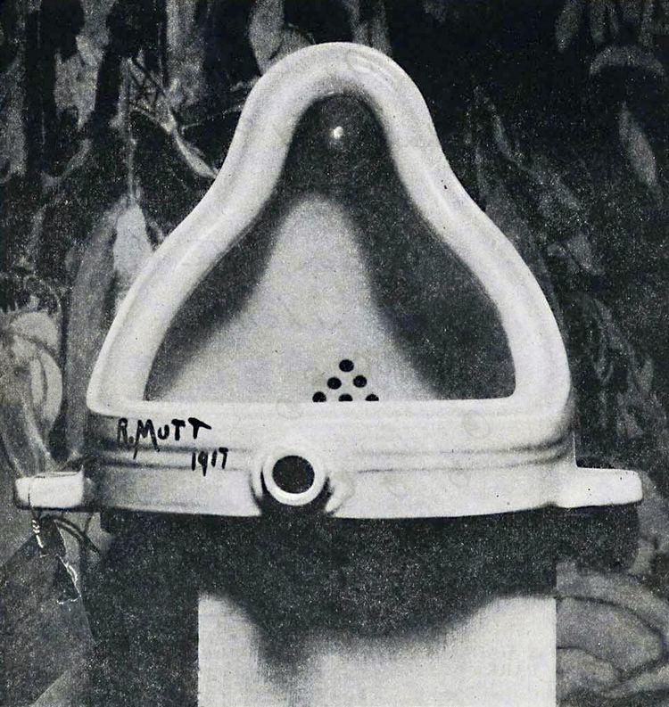 1917 in art