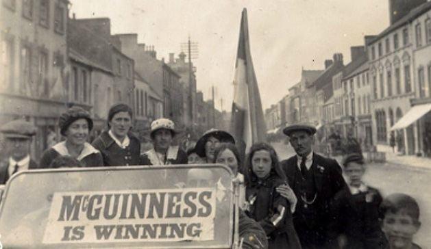 1917 in Ireland