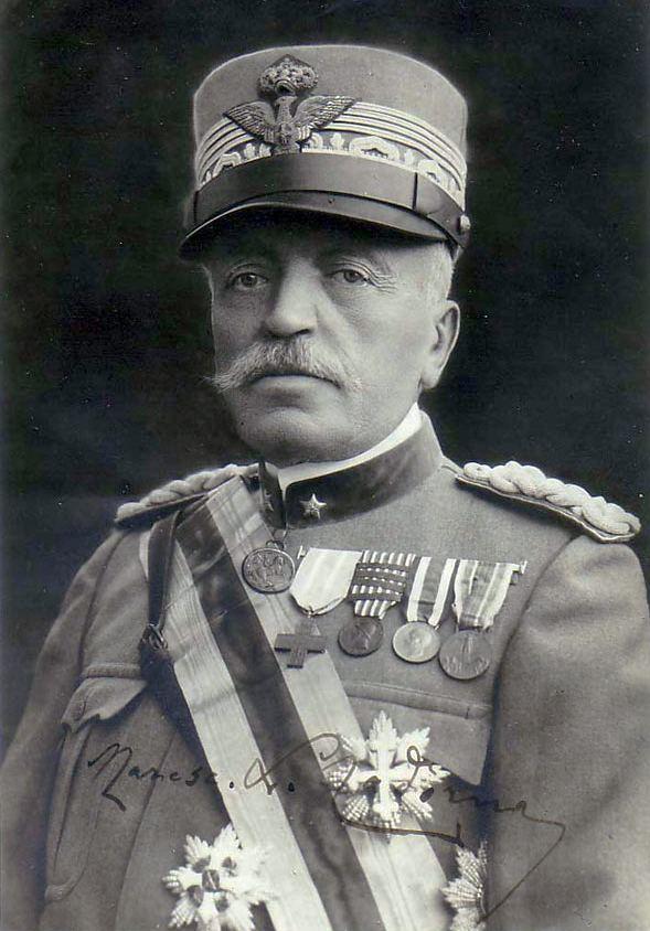 1917 in Italy