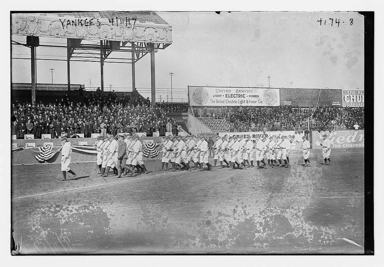1917 New York Yankees season