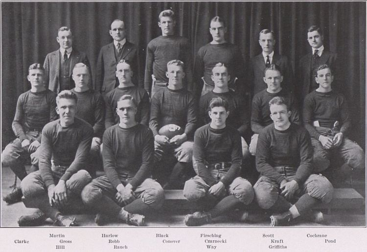 1917 Penn State Nittany Lions football team
