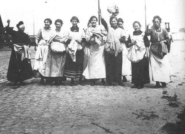 1917 Potato riots