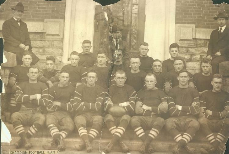 1918 Centre Colonels football team