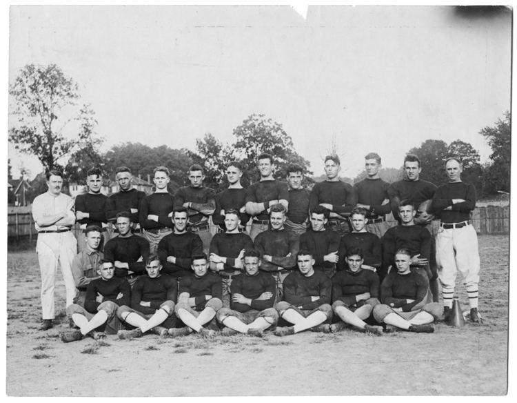 1918 Georgia Tech Golden Tornado football team