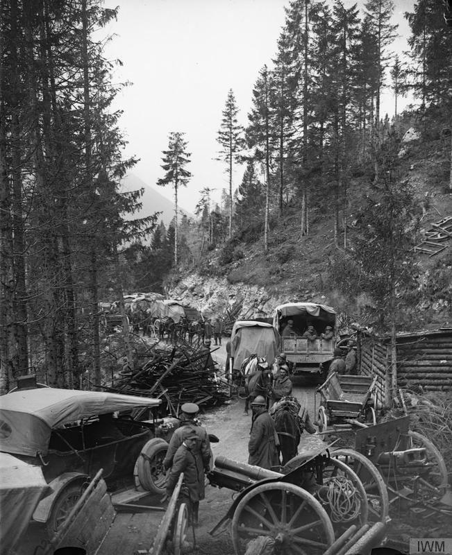 1918 in Italy