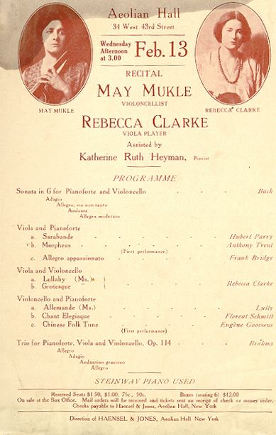 1918 in music