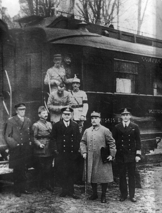 1918 in rail transport