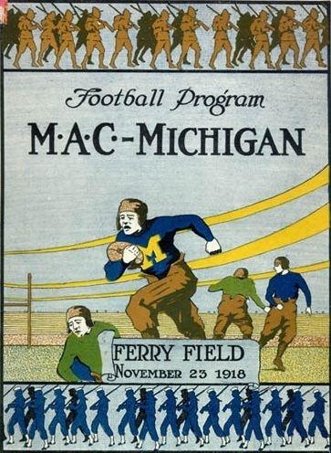 1918 Michigan Agricultural Aggies football team