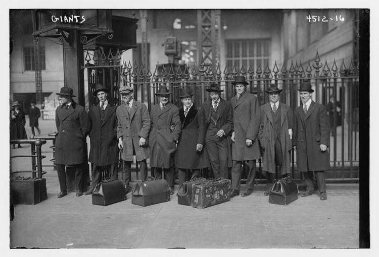 1918 New York Giants season
