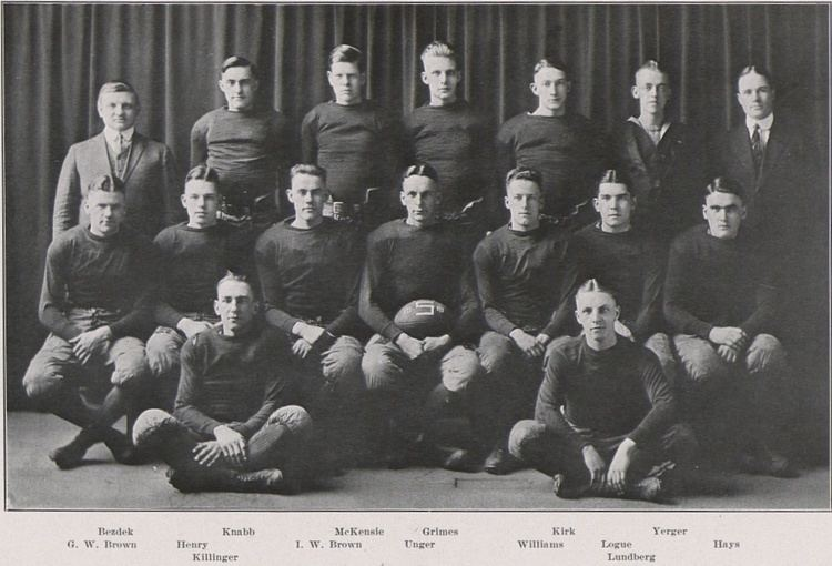 1918 Penn State Nittany Lions football team