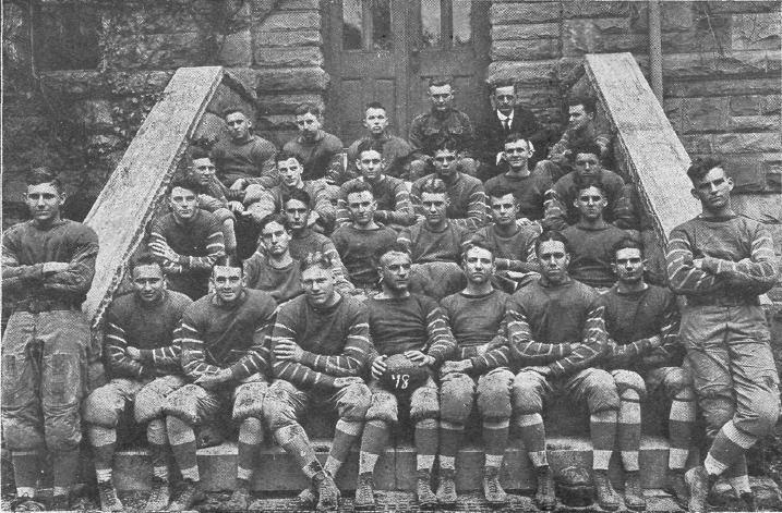 1918 Sewanee Tigers football team