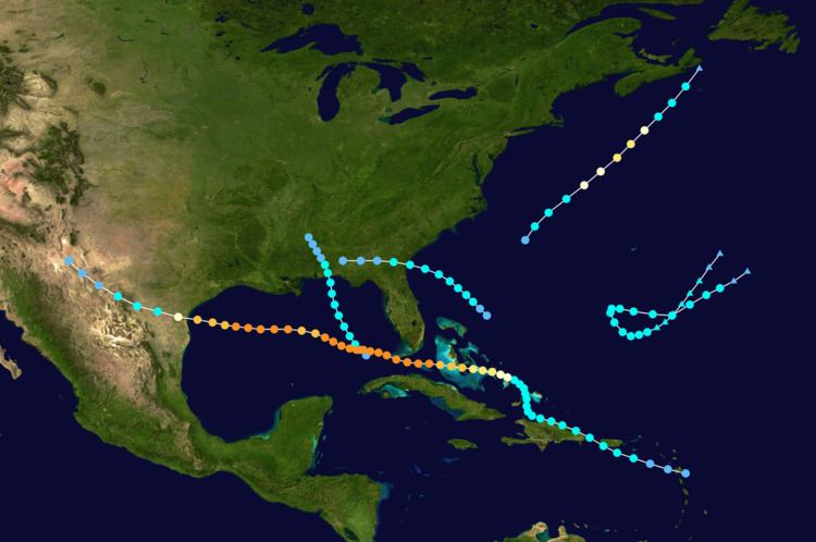 1919 Atlantic hurricane season