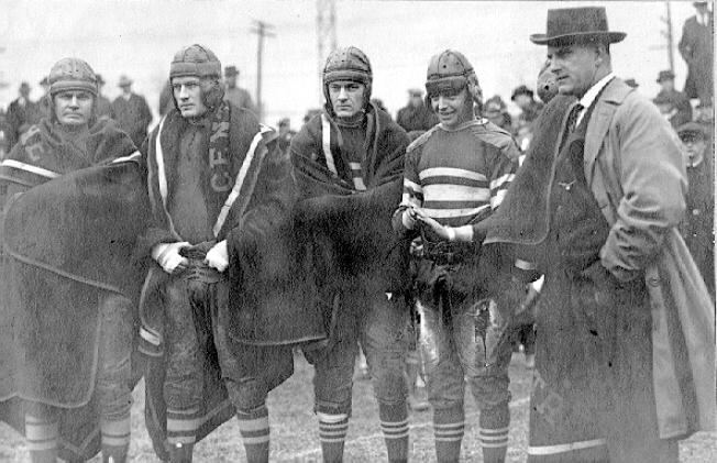 1919 Centre Praying Colonels football team