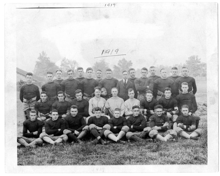 1919 Georgia Tech Golden Tornado football team