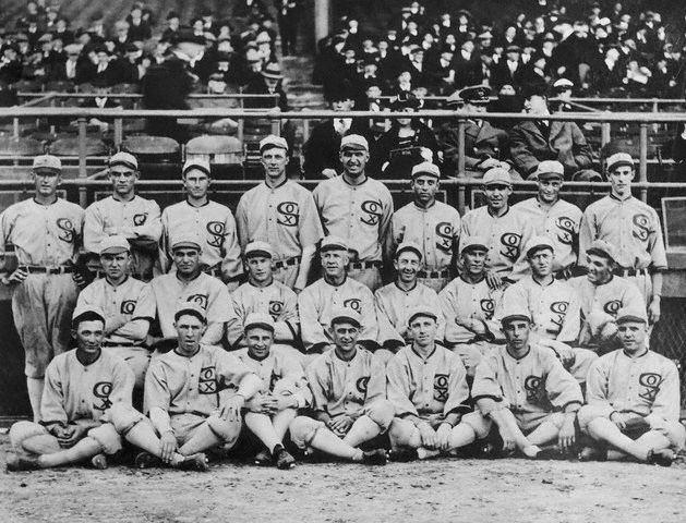 1919 Major League Baseball season