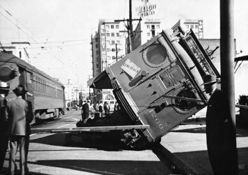 1919 Streetcar Strike of Los Angeles