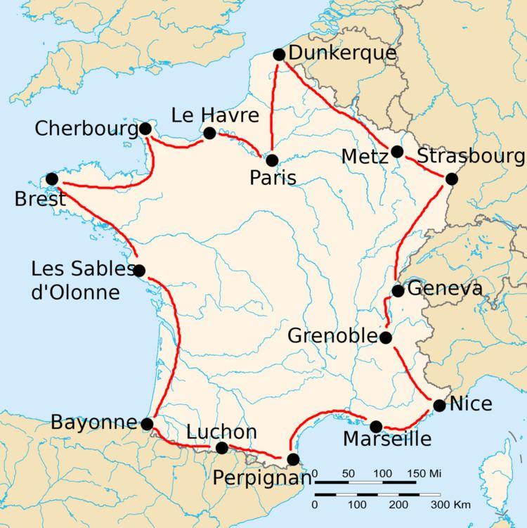 1919 Tour de France