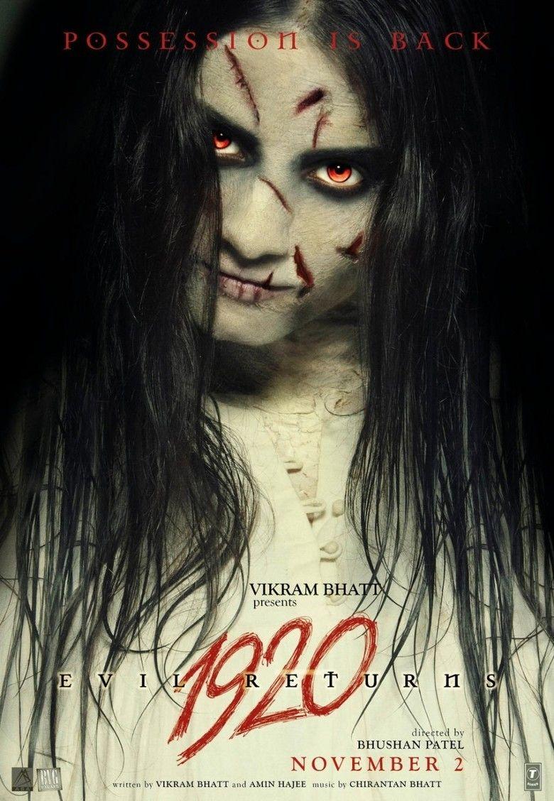 1920: The Evil Returns movie poster