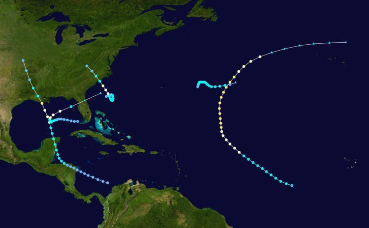 1920 Atlantic hurricane season