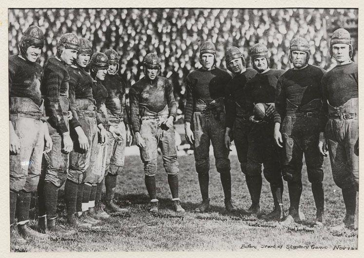 1920 California Golden Bears football team
