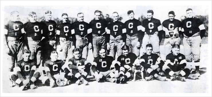 1920 Canton Bulldogs season