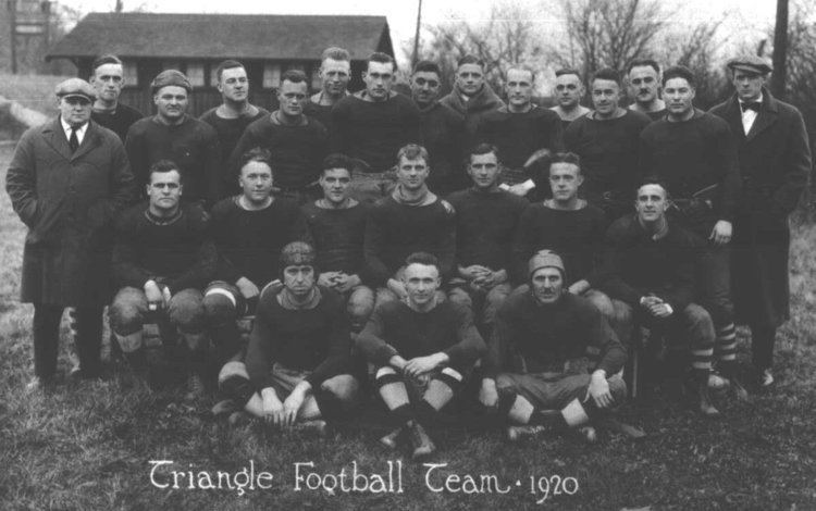 1920 Dayton Triangles season