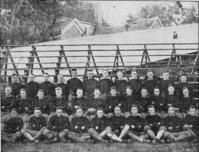 1920 Georgia Bulldogs football team