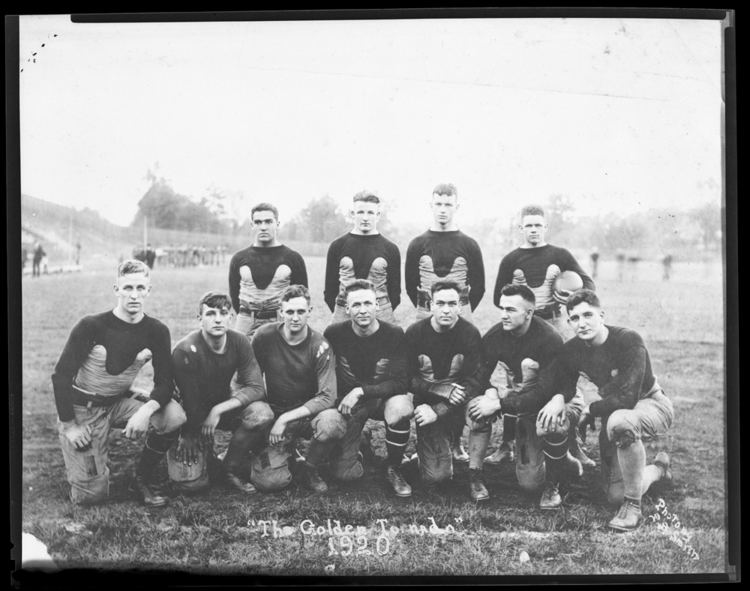 1920 Georgia Tech Golden Tornado football team