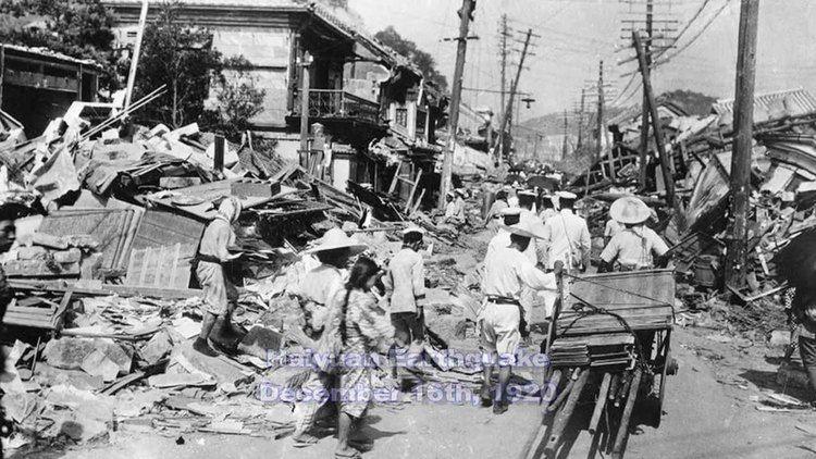 1920 Haiyuan earthquake Weather History 1920 Haiyuan Earthquake YouTube