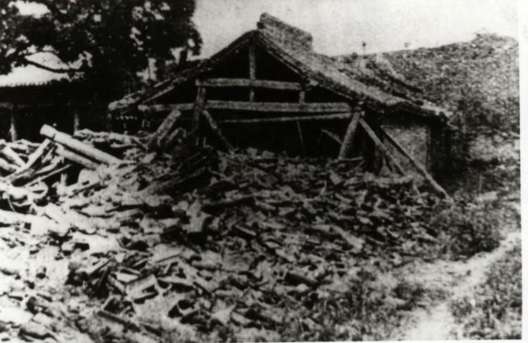 1920 Haiyuan earthquake Haiyuan Gansu earthquake 1920 DisasterHistoryorg